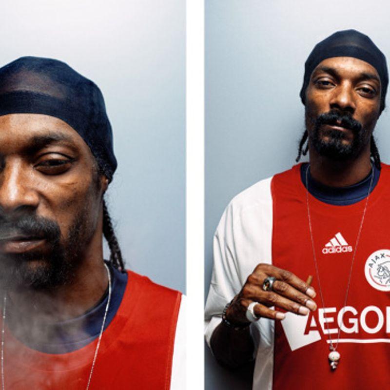 Van Snoop Dogg tot Ice Cube: Ilja Meefout is hiphop