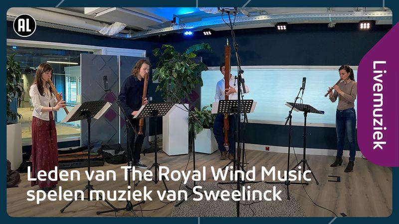 Royal Wind Music Sweelinck